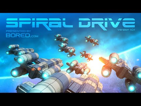 Sprial Drive - Android & iOS GamePlay Trailer