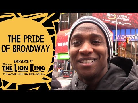 Episode 6: The Pride of Broadway: Backstage at THE LION KING with Jelani Remy