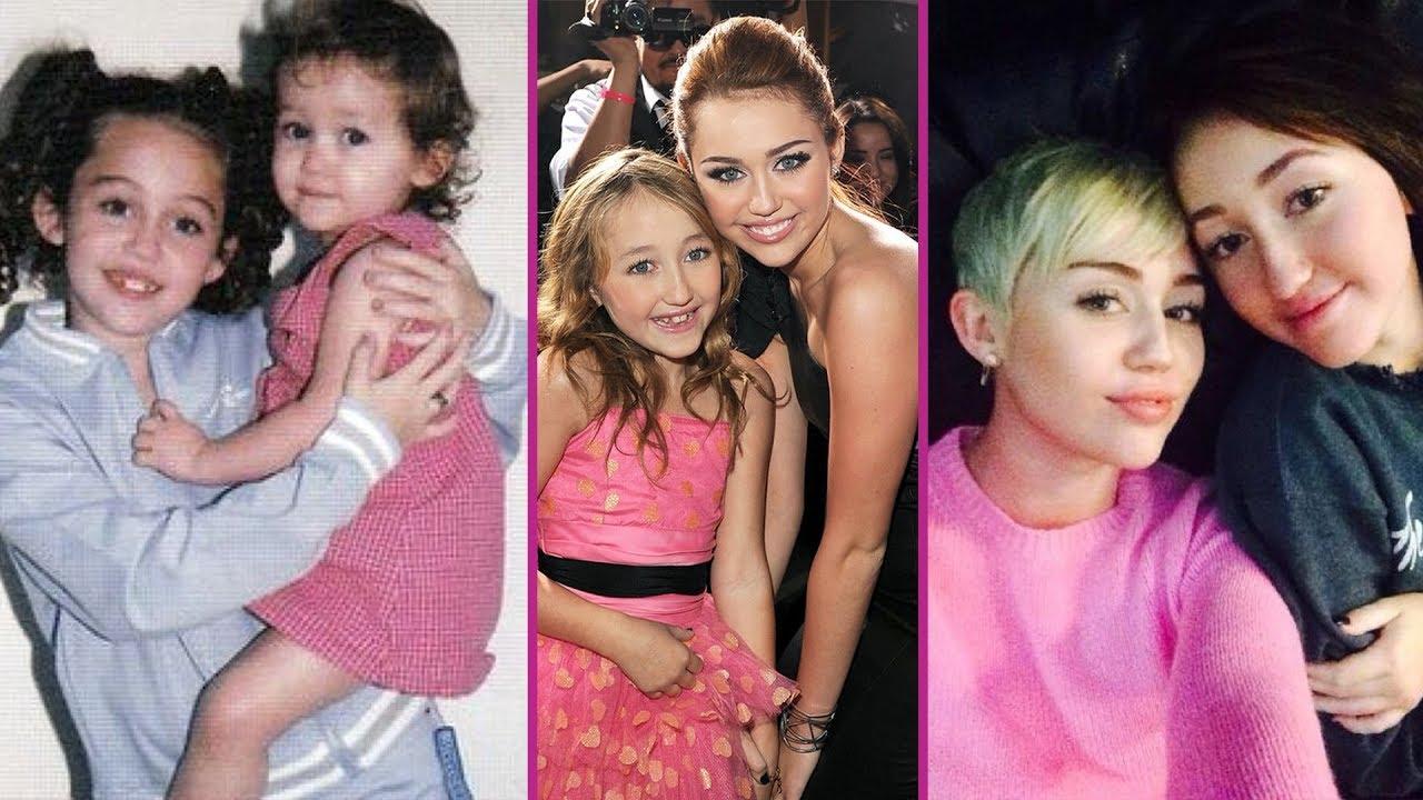 Miley Cyrus S Sister Noah Cyrus Youtube