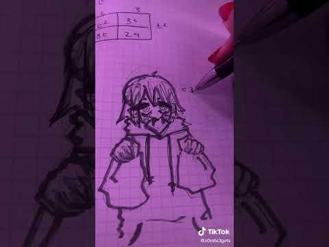 Alt tiktok drawings