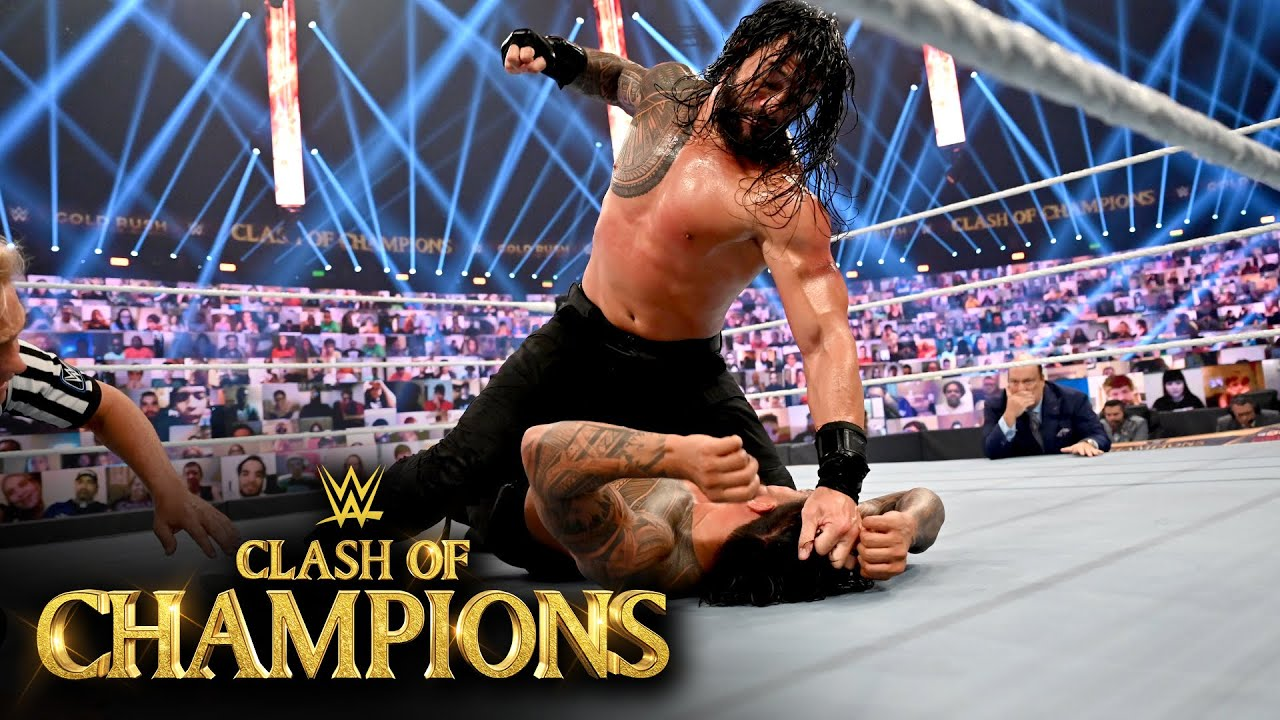 Download WWE Clash of Champions highlights (WWE Network Exclusive)