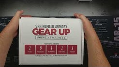 Springfield XD Gear Up Magazine Madness Unboxing