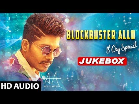Allu Arjun Super Hit Songs | Blockbuster Allu B'Day Special Songs | Allu Arjun Songs