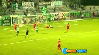Coppa Italia serie D | MONOPOLI-CORREGGESE 2-1