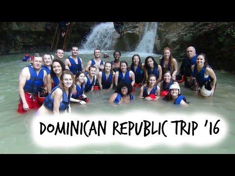 TARANTULA?! Dominican Republic Trip '16 (Part 2) | College Vlog #4