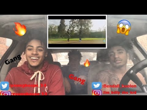 YBN NAMIR!!!! BOUNCE OUT WITH THAT (REACTION IN THE BOX WITH THE GANG)