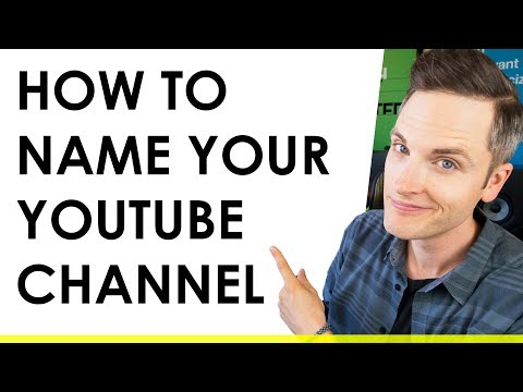 How to Come Up with a YouTube Name -  3 Tips & Mistakes to A