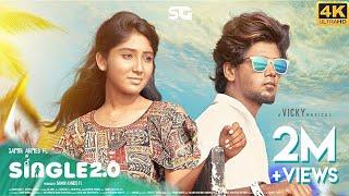 SINGLE 2.0 - Official Music Video 4K   Samir Ahmed FL   Deepika   Vicky   Abi Advik   Subashsug