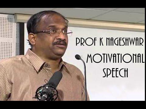 Prof K Nageshwar