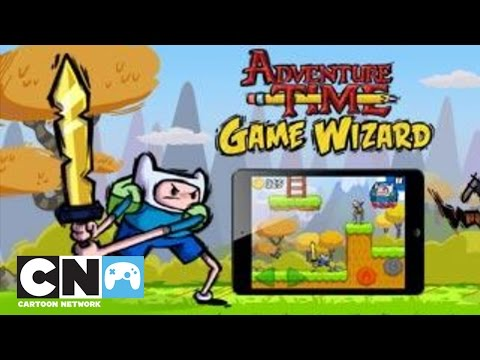 Adventure Time Game Wizard – Gameplay | Mobile App | Cartoon Network