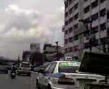 Video of Quezon City going to WATCHTOWER,Philippines Part3/3