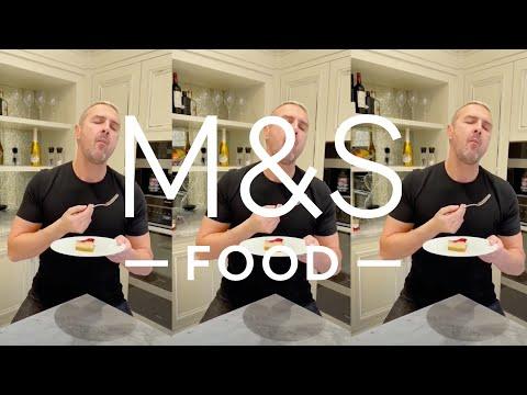 Paddy McGuinness at home taste-testing M&S vegan food   M&S FOOD