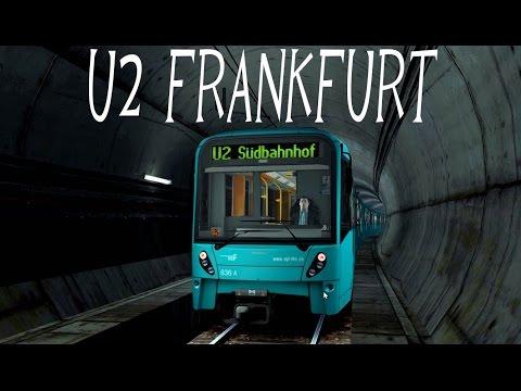 Train Simulator 2015, U-Bahn 2 Frankfurt (NL, Deel #2)