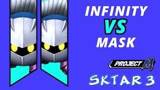 SKTAR 3 PM - Infinity vs Mask - $1 Money Match