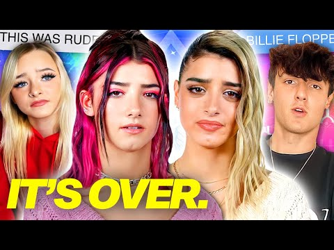 Charli & Dixie GET CANCELLED After THIS?!, Bryce COMES FOR Billie Eilish?!, Zoe Laverne RETURNS!