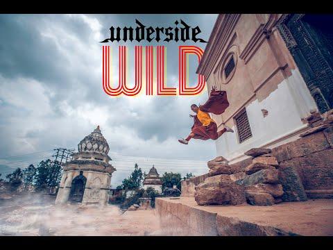 Смотреть клип Underside - Wild
