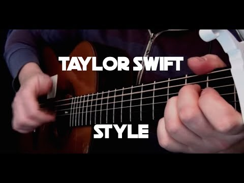 Taylor Swift - Style - Fingerstyle Guitar