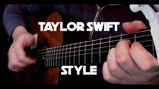 Taylor Swift - Style - Fingerstyle Guitar