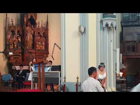 The Victorian Singers - Doa Seorang Anak (Gereja Katedral 06/01/2017 Wedding Septian❤Kellen)