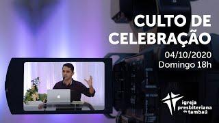 IPTambaú | Culto de Celebração | 04/10/2020