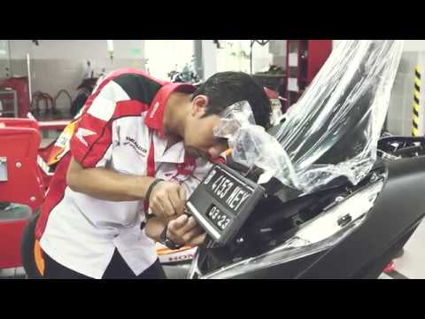 All New PCX - Servis dan Pasang Windshield
