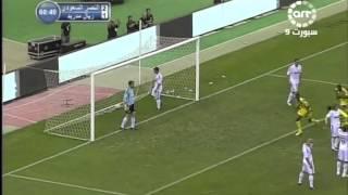 النصر السعودي 4-1 ريال مدريد في مهرجان اعتزال ماجد عبدالله