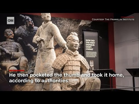 CNN Student News - February 22, 2018 | An Ancient Chinese Statue is Damaged at a U.S. Museum