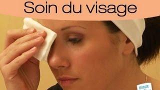 Les bon produits pour se nettoyer le visage
