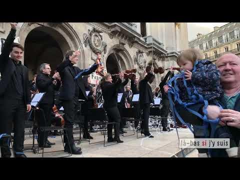#18janvier Concert de grève de l'Opéra de Paris