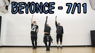 BEYONCE - 7/11 Dance Video   @MattSteffanina Choreography (Intermediate Hip Hop Routine)