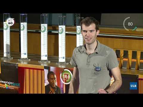 """MT180 Rudy Pelicaen """"Utiliser la bioinformatique pour valoriser la fermentation du cacao"""""""