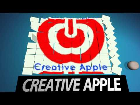 My channels intro upcoming - CREATIVE APPLE