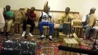 الفنان سعيد السعيد - ياعين ماليه - حفلة الدمام (تنكس)