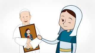 Why We Should Love the Virgin Mary: Pope Francis Minute