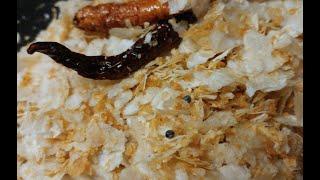 Thin Rice Flakes Breakfast