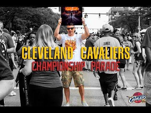 7955296c2 Cleveland Cavaliers Championship Parade 2016 (CLEVELAND HOT 100 MIXTAPE  PROMO)