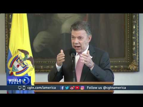 Colombian President accused of receiving funds from Odebrecht