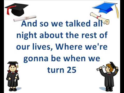 Graduation (Friends Forever) lyrics- Vitamin C