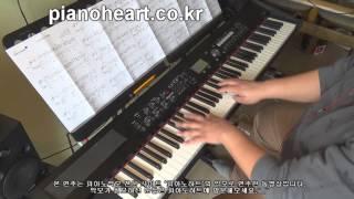 브라운 아이드 소울(Brown Eyed Soul) - Nothing Better 피아노 연주