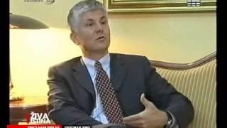 Živa istina -  specijal, Atlas TV, Gost: Zoran Đinđić, 19.08.2013.