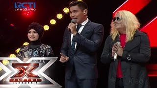 RESULT - Gala Show 04 - X Factor Indonesia 2015