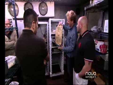 Pesadilla en la cocina 2x07 Jacks Waterfront