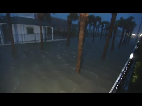 Irma's storm surge historic for Jacksonville area
