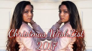 CHRISTMAS WISHLIST 2017! / TEEN GIFT GUIDE