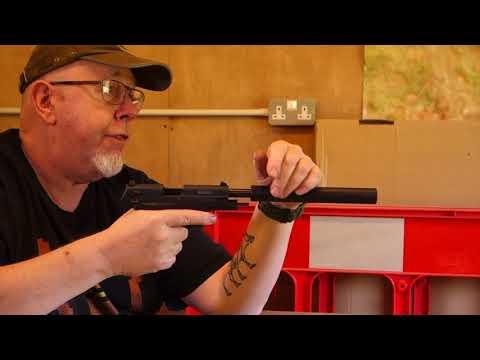 GSG FireFly Long Barrel Pistol Review
