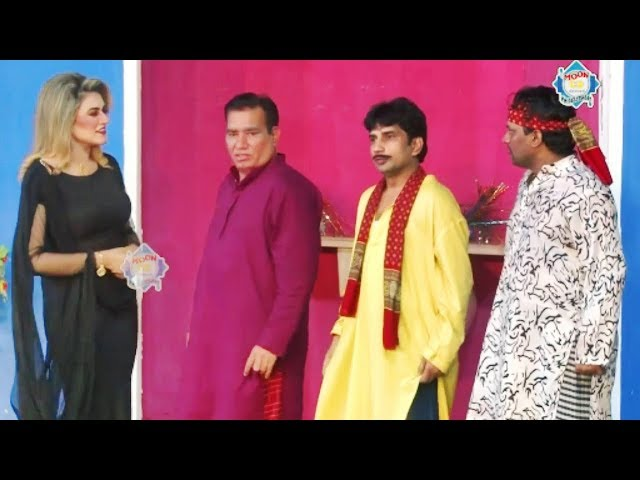 Best of Nasir Chinyoti and Sakhawat Naz New Stage Drama 2019 Full Comedy Clip 2019