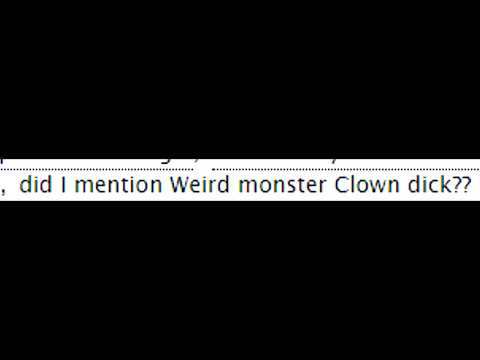 Reading hilarious AO3 tags (Pennywise/Reader)