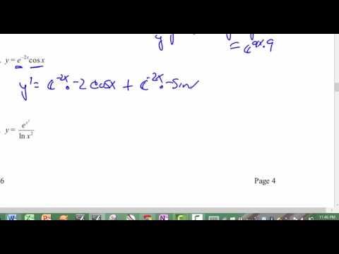 AB Calc Unit 3 Assignment 11