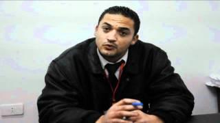 تعرض الموطنون الليبيون للاعتداء في بنقردان