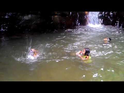 Duyom falls San Agustin Romblon